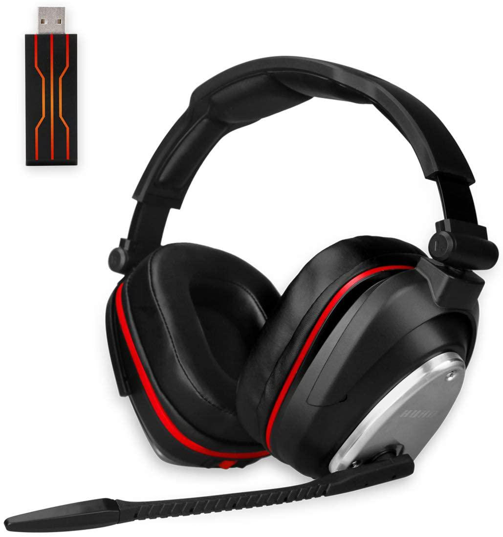 PRO4-10 Officially Licensed Stereo Gaming Headset - Black (PS4/PSVita)