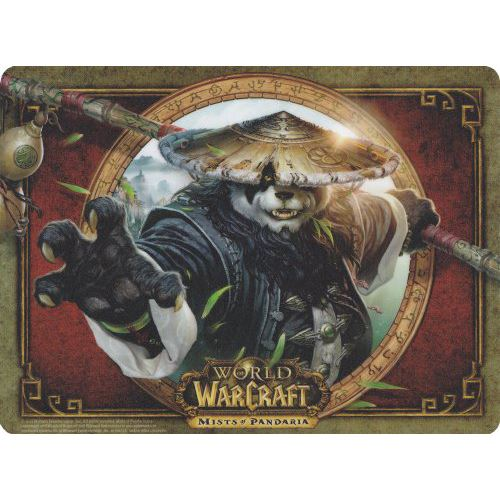 Image of World of Warcraft Mists of Pandaria - Collector's Edition - Chen Stormstout Mouse Mat