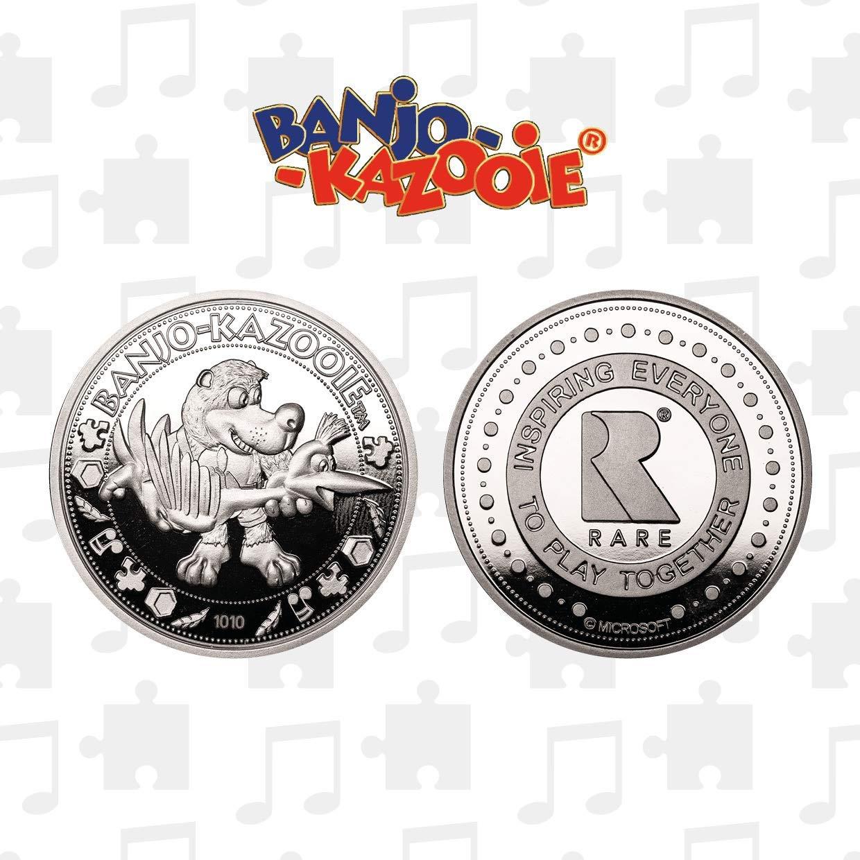 banjokazooiecollectorslimitededitioncoinsilver1 2 - Kids & Baby Clothing