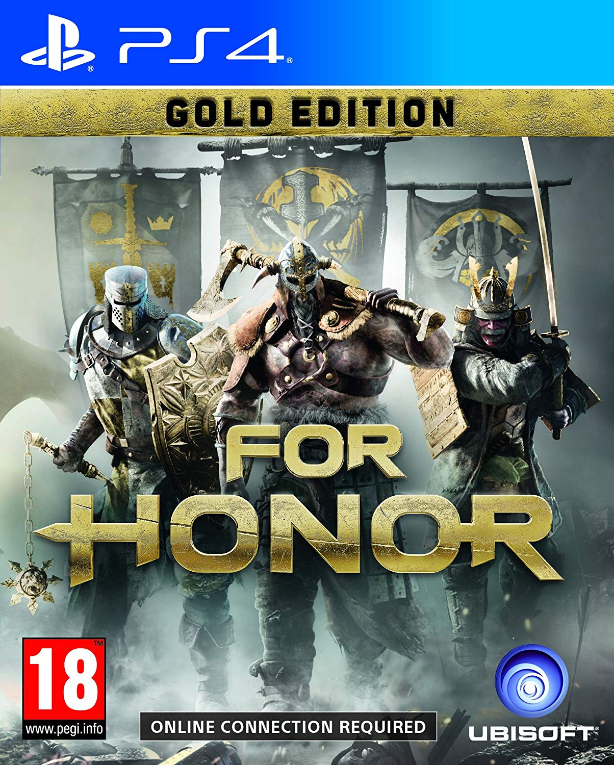 Cl forhonorgoldedcoverps4