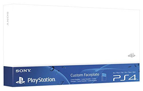 PlayStation 4 Faceplate - White