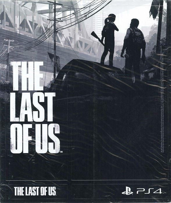 The Last of Us PS4 Skin