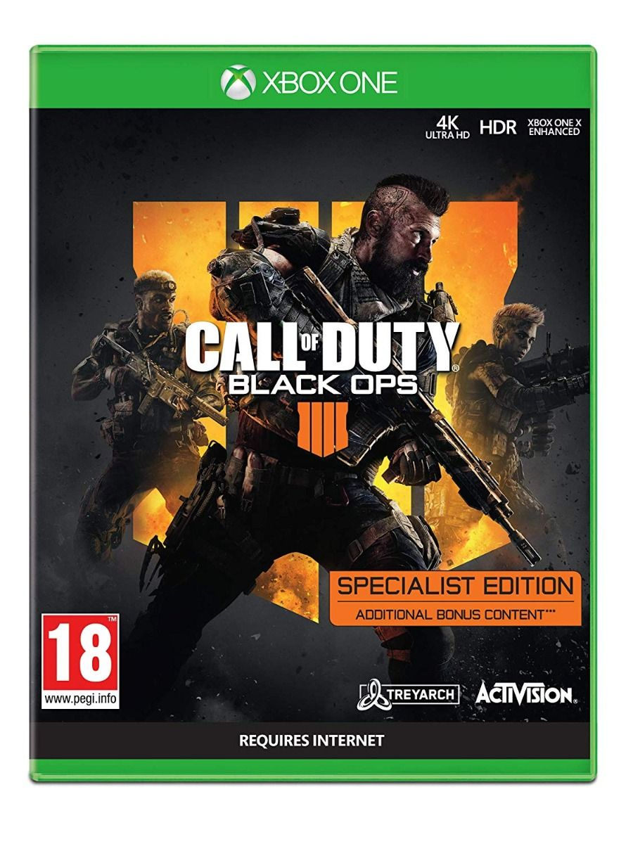 Call of Duty: Black Ops 4 - Specialist Edition (Xbox One)