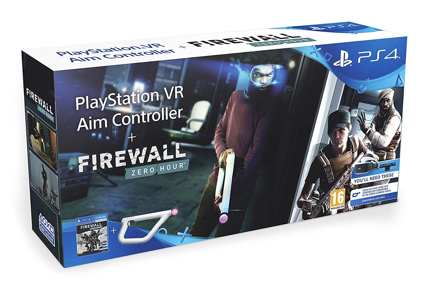 Firewall Zero Hour with Aim Controller (PS4/PSVR)
