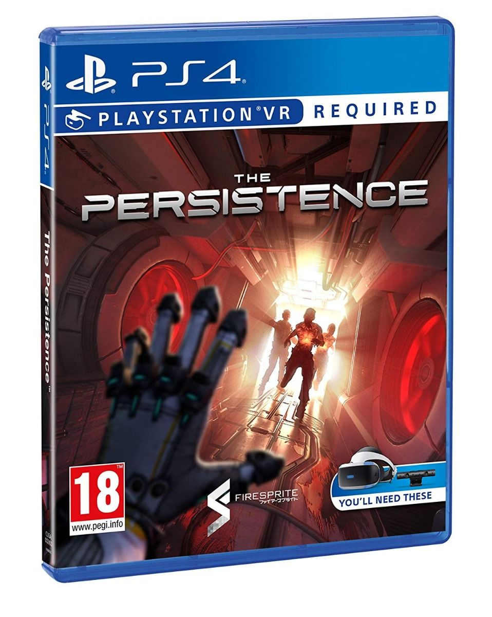 The Persistence (PS4/PSVR)