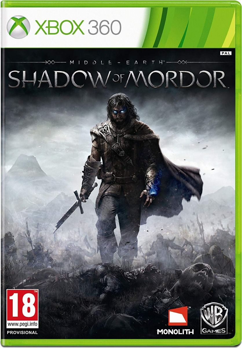 Middle Earth: Shadow Of Mordor (Xbox 360)