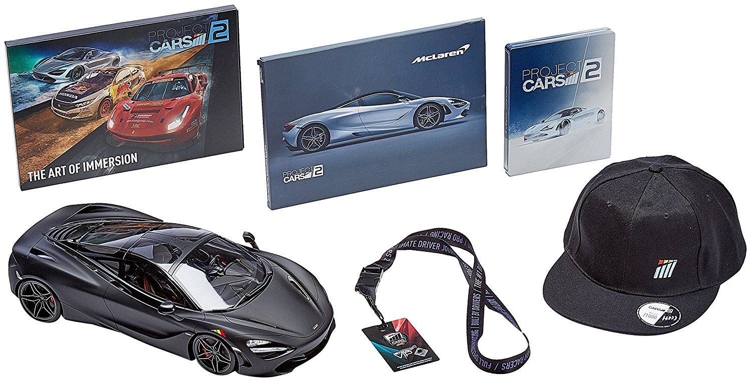 Project Cars 2 - Ultra Edition (PC)