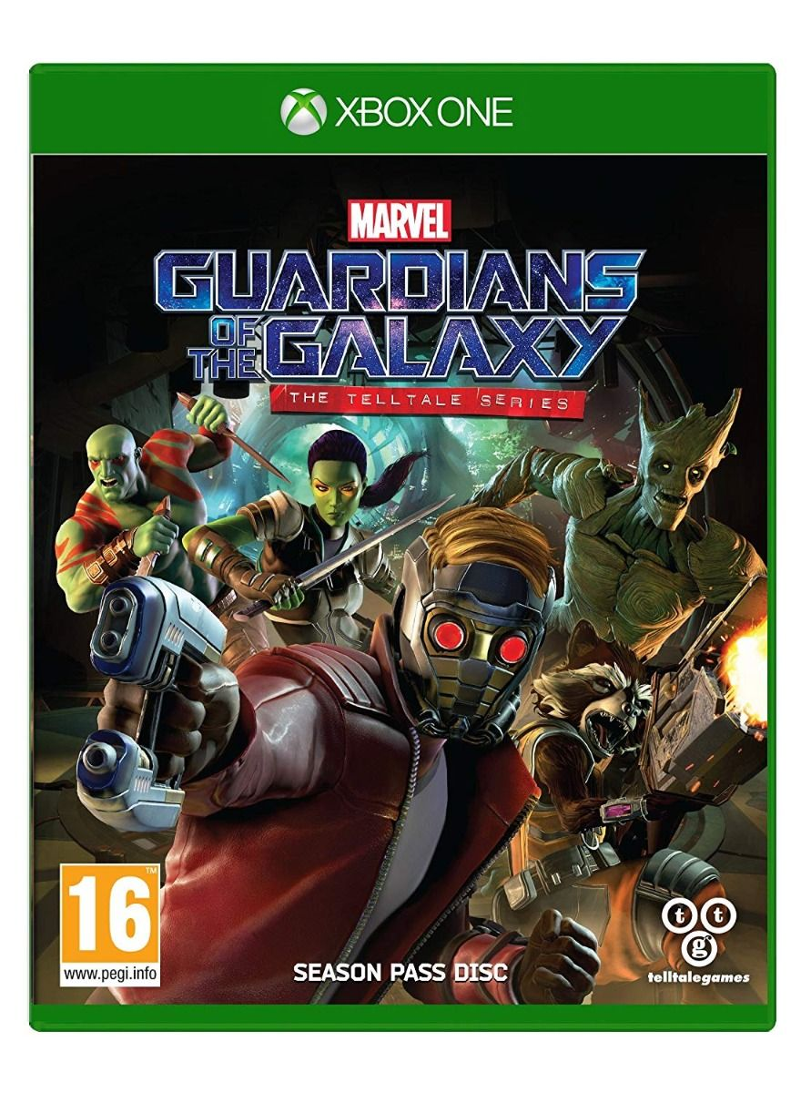 Guardians of the Galaxy The Telltale Series (Xbox One)