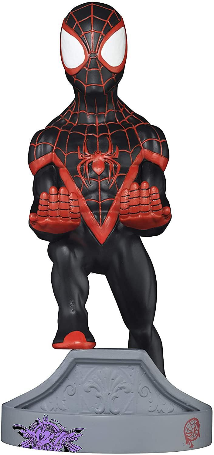 Miles Morales Spiderman Cable Guy- Full Figure