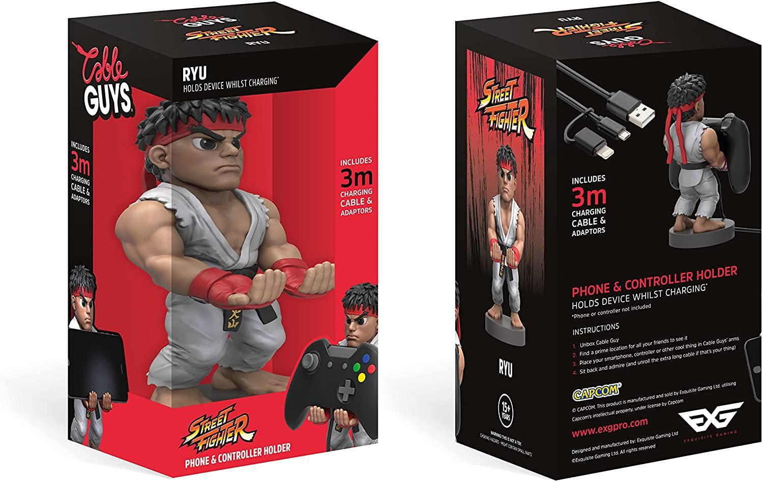 Cable Guy - Street Fighter Ryu