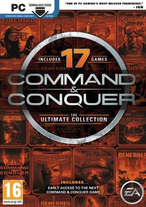Command and Conquer: The Ultimate Edition (PC)