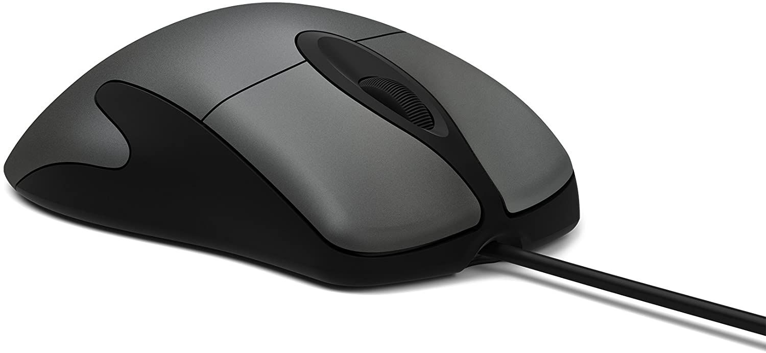 Microsoft Classic Intellimouse Wired Gaming Mouse (PC)