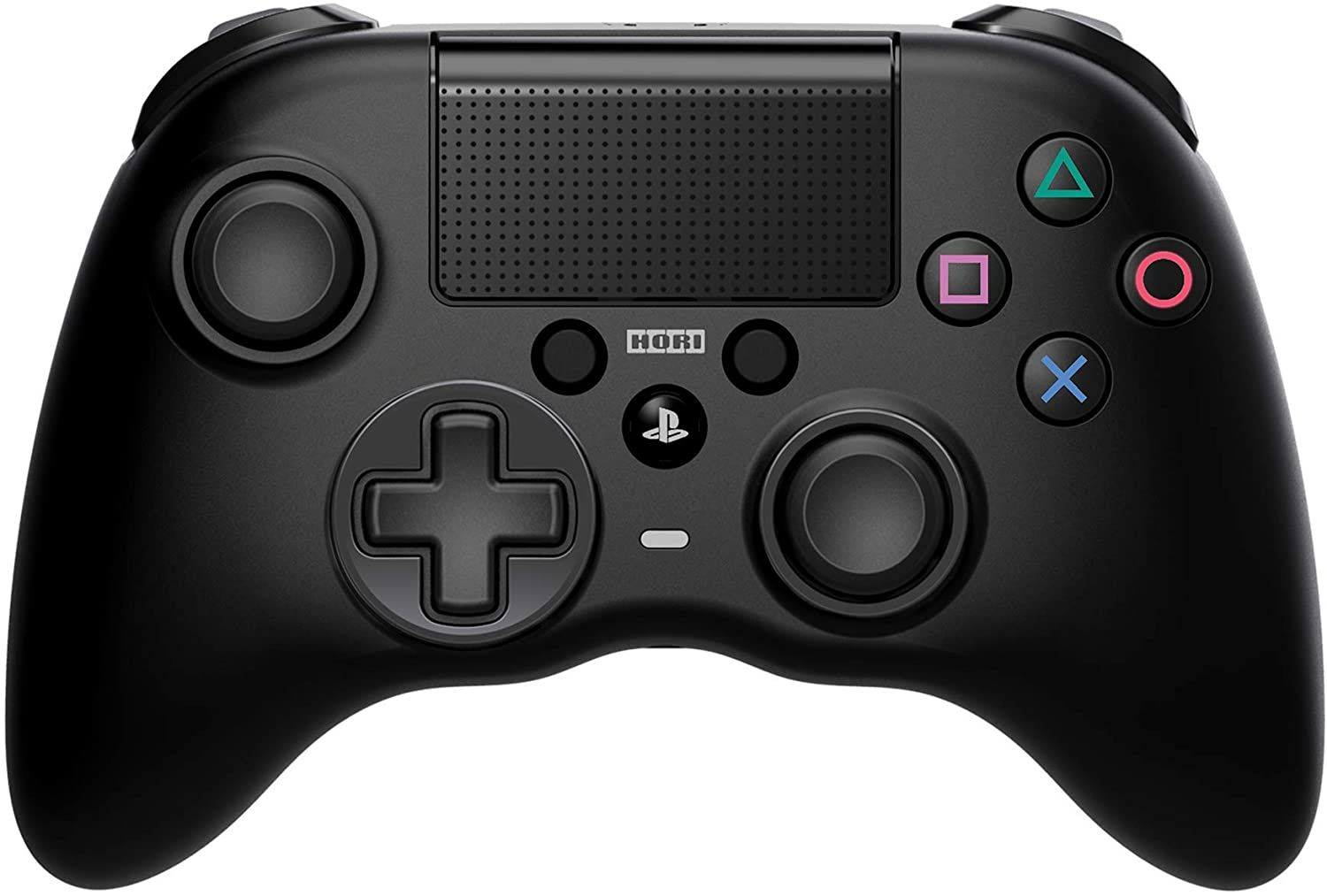 HORI Officially Licensed PlayStation 4 Onyx Plus Wireless Controller - Black (PS4)