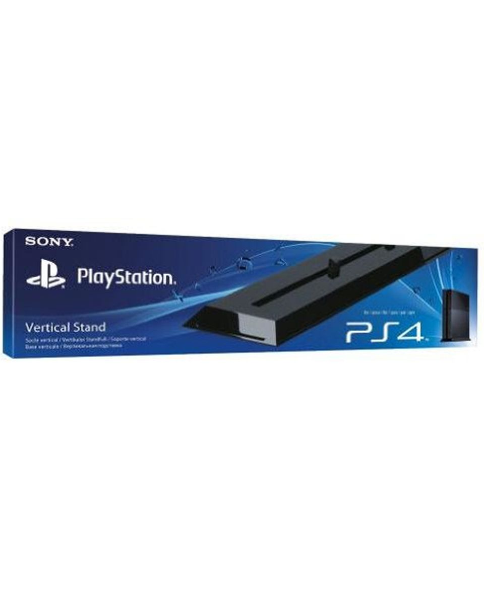 PlayStation 4 Vertical Stand - Black (PS4)