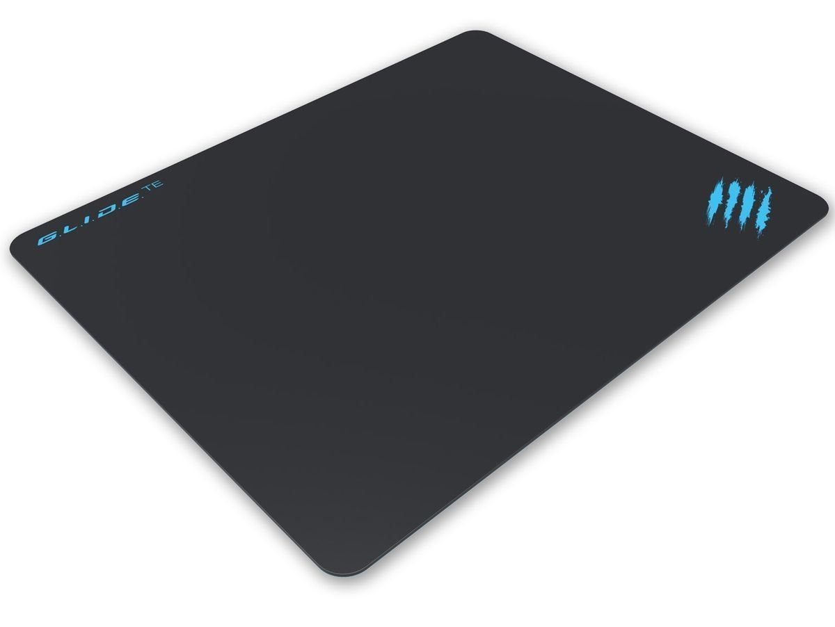 Mad Catz G.L.I.D.E.TE Silicone XL Gaming Surface - Black (PC)