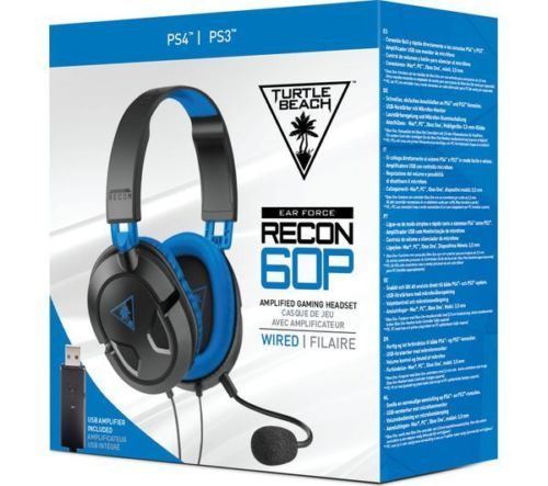 Turtle Beach Ear Force Recon 60P Headset (PS4/PS3)