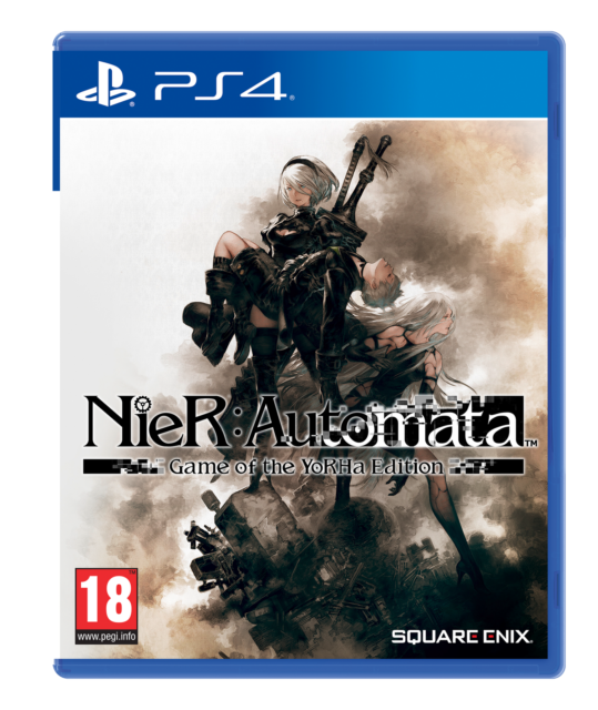 NieR:Automata Game of the YoRHa Ed (PS4)