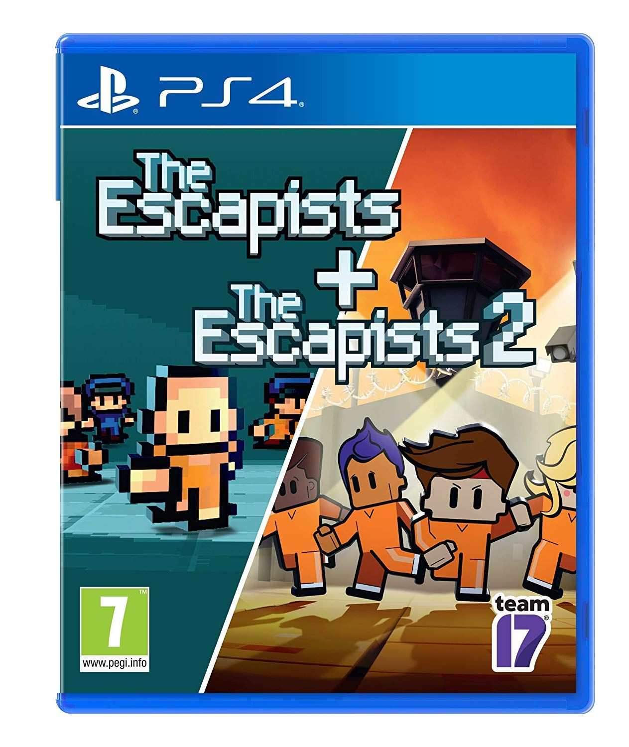 The Escapists 1 and 2 (PS4)