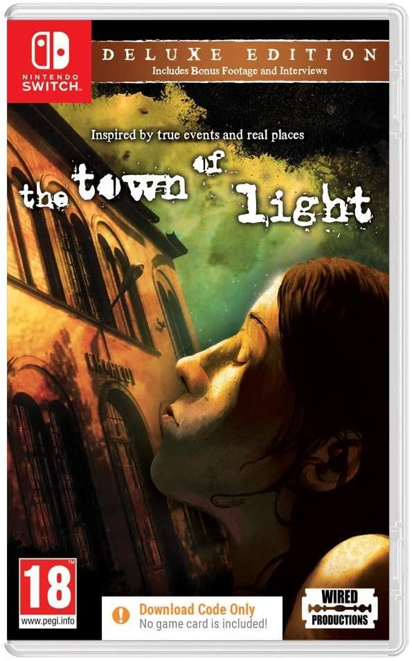 The Town of Light - Deluxe Edition (Code in a Box) (Nintendo Switch)