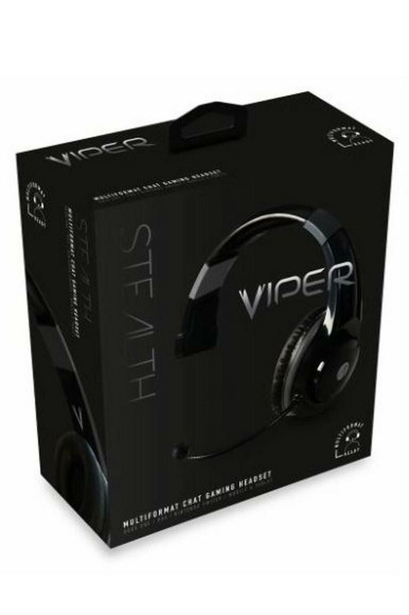 STEALTH XP-Viper Mono Chat Headset (PS4/Xbox One/Nintendo Switch/PC)