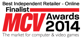 G2G MCV Award Independent Retailer of Video Games, Accessories and Consoles