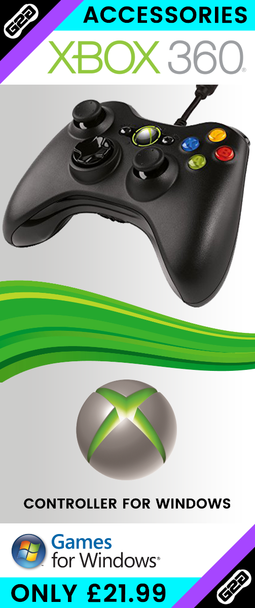 Xbox 360 Controller for Windows PC