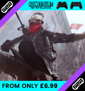 Homefront the Revolution from £6.99 Xbox One & PS4